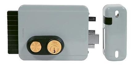 OUTBLOCK-Cerradura eléctrica con pulsador-MADE ...