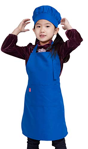 ALIPOBO Kids Apron and