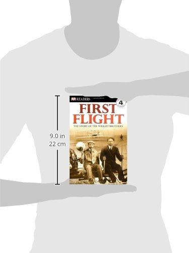 Amazon.com: First Flight: The Wright Brothers (DK Readers, Level 4 ...