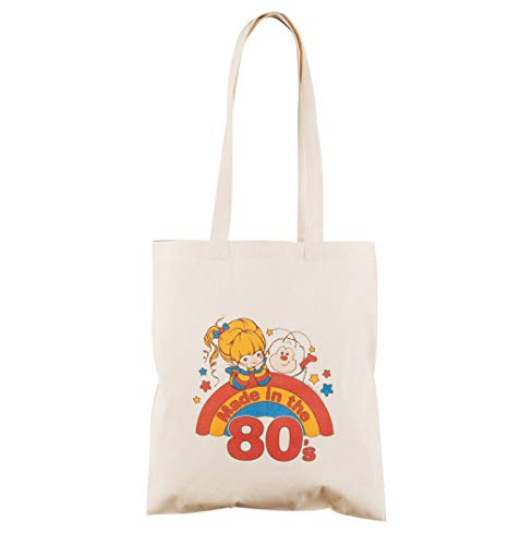 Rainbow Brite Made In The 80s Tote - Backpack Rainbow Brite