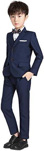子供服 フォーマル スーツ 男の子 4点セット 洋装フォーマル ボーイズ 紳士服 蝶ネクタイ 発表会 入学式 卒業式 結婚式 七五三 誕生日 入園式 ブラック 90cm