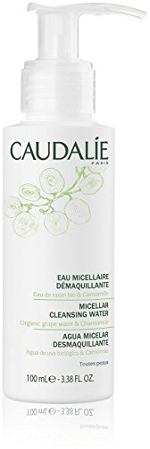 Caudalie Cleansers Make-up Remover Cleansing Water Travel - 3.38 oz (100 ml) -