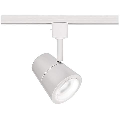 WAC Lighting H-LED201-30-WT Contemporary Summit ACLED 15W Beamshift Line Voltage Cone H-Track Head
