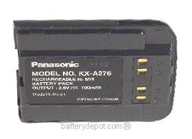 Panasonic KX-A276 Original Replacement Power Pack for KX-T7885 in Black