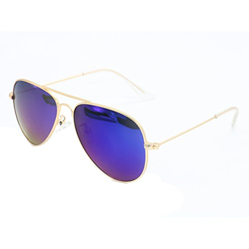 Evebright Kid's Child(2~9yr Old) Classic Uv 400 Polarized Aviator - Aviator Child Sunglasses
