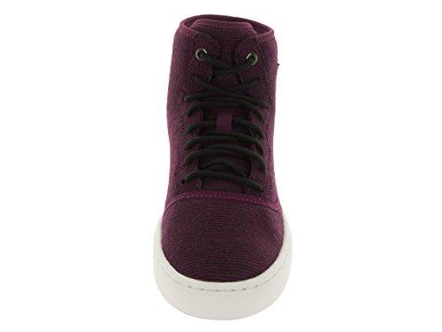 Nike Damen Jordan Jasmine GG Laufschuhe Rot / Schwarz / Lila / Weiß (Mulberry / Schwarz-FCHS Glow-Wht)
