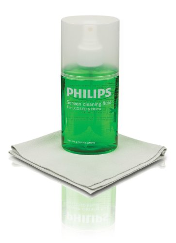 Price comparison product image Philips SVC1116G / 27 Screen Clean for LCD / LED / Plasma Screens