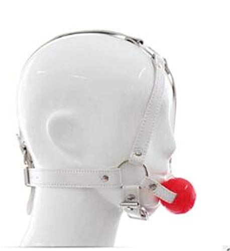 face harness ball gag - 5