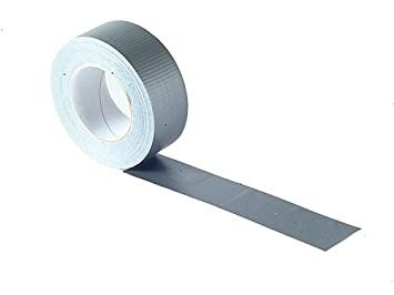 Faithfull Gaffa Tape 50mm X 50m Black FAITAPEGAFBK Decorating Tools Home and Leisure Items Masking Tape Electrical Tape and Window Guards