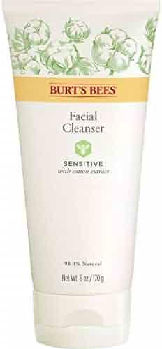 Burt's Bees Face Cleanser for Sensitive Skin – 6 Ounces