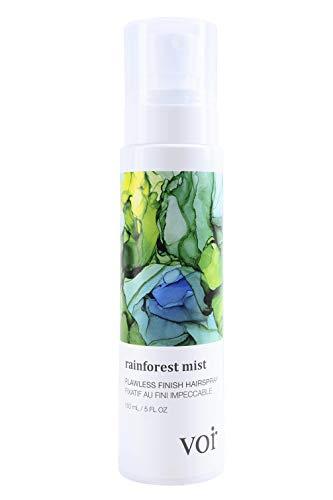 Voir Haircare, Rainforest Mist Flawless Finish Hairspray, 150 mL