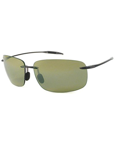 63 Breakwall Sunglasses Breakwall gris 422 Gloss Rimless Jim 02 Maui Black Polarised In qSxgAOwv