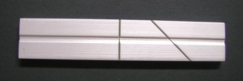 "Splicing and Editing Block for 1/8"" tape"