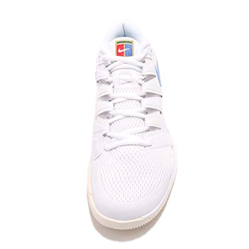X HC 100 Multicolore Light Scarpe Vapor University Fitness da Zoom Nike Air Cream Blue Uomo White qZwtzIt4