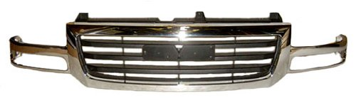 0475 GMC Sierra Pickup Grille Assembly ()