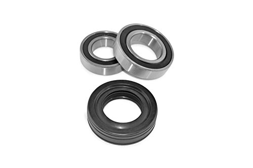 NEW Whirlpool Cabrio Bravo Oasis Exact Replacement Tub Bearings & Seal Kit replacement W10435302 W10193886 PS3503261 by PRIMECO - (Tub Seal Kit)