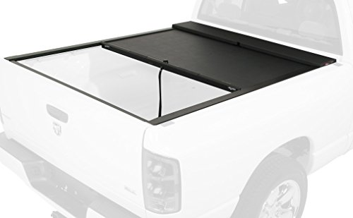 Roll-N-Lock LG445M M-Series Manual Retractable Truck Bed Cover for RAM 1500-3500 SB 03-08 (Manual N-lock Roll)