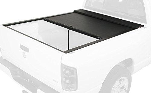 Roll-N-Lock LG445M M-Series Manual Retractable Truck Bed Cover for RAM 1500-3500 SB 03-08 (Roll Manual N-lock)