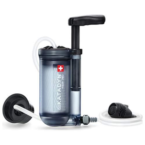 Katadyn Hiker Pro Transparent Water Filter