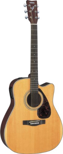 Yamaha FX370C Acoustic Electric Natural