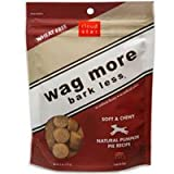 Cloud Star Wag More Bark Less Soft and Chewy Dog Treats – Pumpkin Pie – 6oz, My Pet Supplies