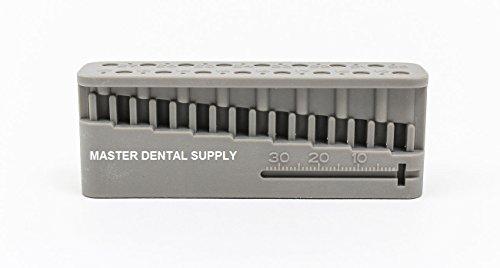 Science Lab Autoclavable Endodontic Files Block Measuring Instrument Ruler