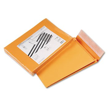 Redi-Strip Kraft Expansion Envelope, Side Seam, 10 X 13 X 2, Brown, (Redi Strip Kraft Expansion Envelopes)