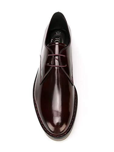 Pelle Bordeaux Donna Tod's Stringate XXW0WX0L150SHAR810 qwf8taPw