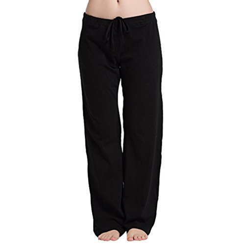 TOPUNDER 2018 Stretch Elastic Soft Fit Casual Sleep Yoga Daily Pajama Pants Trousers for Women