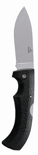 Gerber 06064 Gator Fine Edge, Drop Point Knife, Outdoor Stuffs