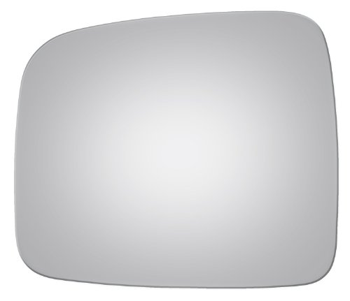 2006 06 Jeep Liberty Mirror - 2004-2007 JEEP LIBERTY Flat, Driver Side Replacement Mirror Glass