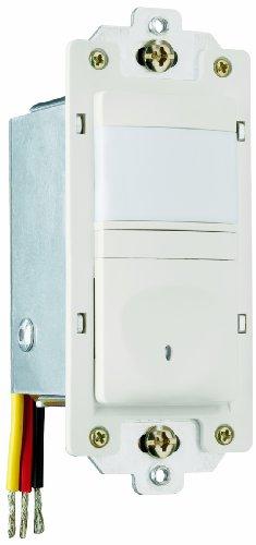 Legrand - Pass & Seymour RW500ULACCV4 Wall Occupancy Sensor Two Wire 500-watt Easy Install Light, Almond