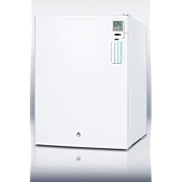Summit FF28LWHMED 19' AccuCold Series Medical Compact Refrigerator