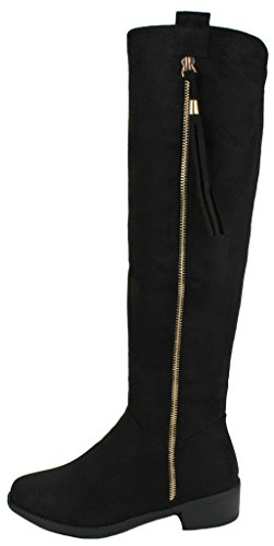 Jjf Shoes Forever Link Mango-21 Lady Boot Black_1
