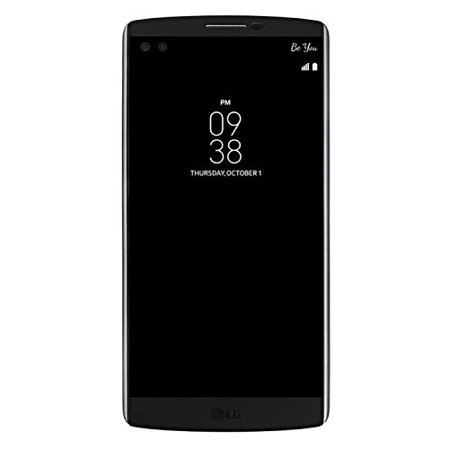 LG V10 H960A 32GB Unlocked GSM 4G LTE Hexa-Core Android Smartphone w/ 16MP Camera - Black