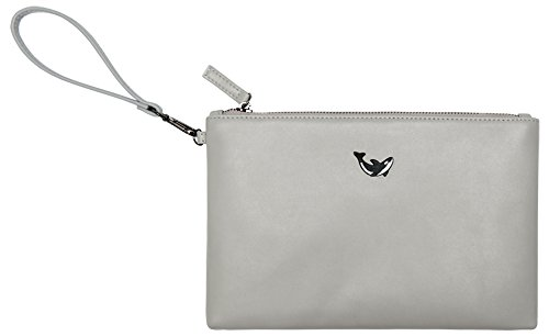 ipad With Clutch Kittllos Strap Fit Wrist Womens gray Mini Bags IPhone qRqntz