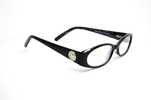 Foster Grant Fashion Reading Glasses +1.00 Ava (Silver Medallion Hinges)