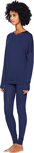 Armani 52135 Para Pijama Blue Mujer Emporio UaqAUd