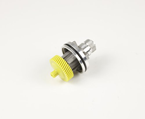 Yellow Housing - 4L60 700R4 Aluminum Speedometer Housing with 41 Tooth Yellow Gear