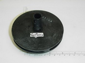 Jacuzzi C145000; j pump; 1 hp Impeller 3.96 dia; Unfinish