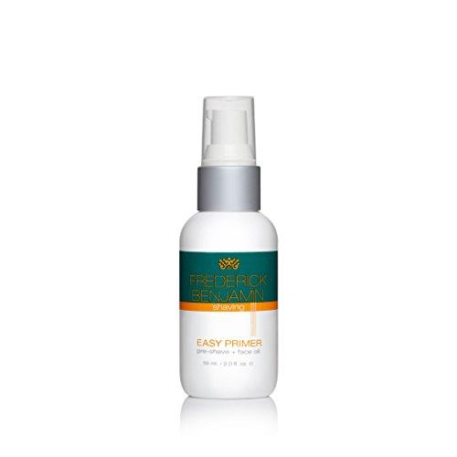 Frederick Benjamin Natural Pre-Shave Oil, Promotes Smooth Pain Free Shave, 2 fl. Oz.