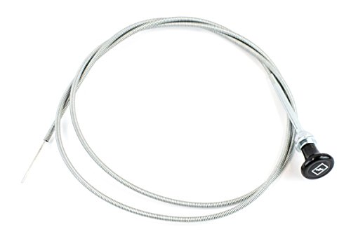 universal Mower Choke Cable 1600x1524mm (Approx 63 x 60 inches) Compare to Stens 290-633 Rotary 14-621 Review