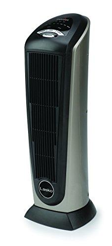 Lasko 751320C Ceramic Tower Heater with Remote Control
