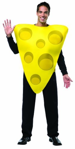 Cheese Adult Costume - One