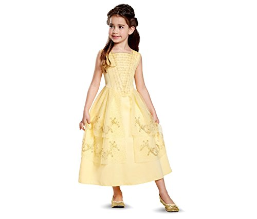 Disguise Girls Beauty & The Beast Deluxe Y (XS 3T/4T)