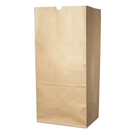 Duro bolsa marrón 2 # reciclado bolsa de papel, 500 ct ...