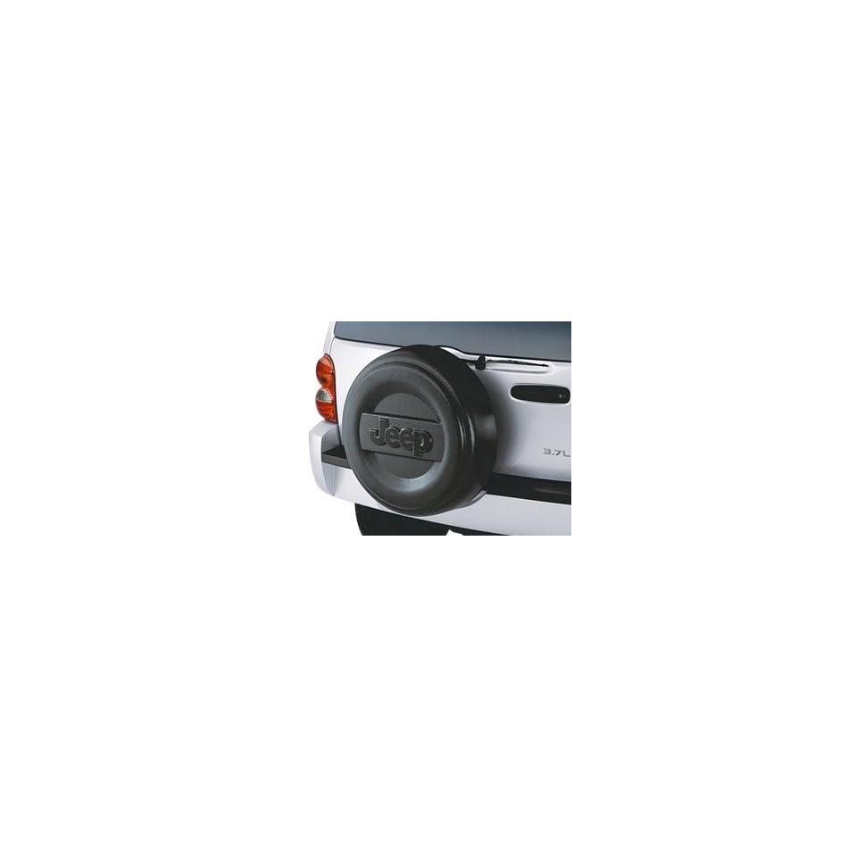 2007 2011 Jeep Wrangler JK MasterSeries Hard Tire Cover