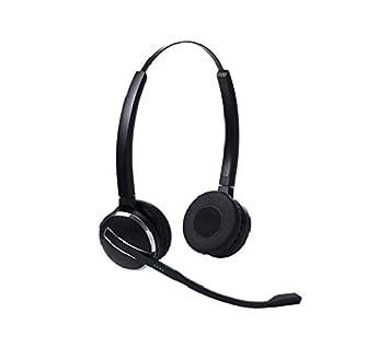Jabra PRO 9400 - Duo Flex, Auriculares con micrófono, negro: Gn: Amazon.es: Electrónica