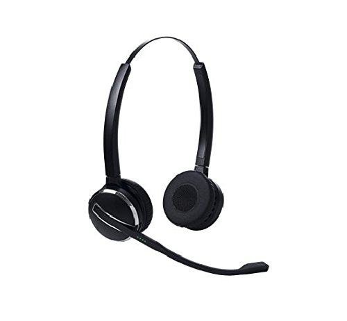 Jabra PRO 9460/9465 Duo Flex Replacement Headset only for use with PRO 9400 Series Base (Base Not Included) by Jabra