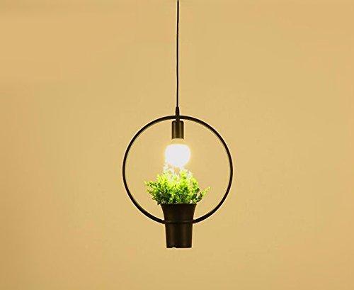 Skiom loft lampada sospensione american industriale moderno retrò